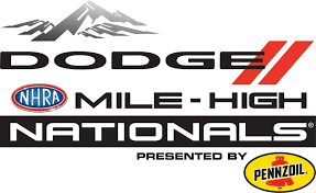 Dodge Mile High Nhra Nationals Presented By Pennzoil