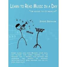 If you've ever seen a virtuosic musician perform live, you may have been impressed by two things. Learn To Read Music In A Day Or Close To It Really By Steve Denham Paperback Target
