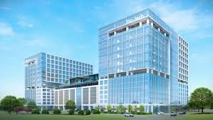 two story office building plans. Simple Building Heady Investments Plans To Construct Two New Office Buildings And A Hotel  Across The Dallas North In Two Story Office Building Plans