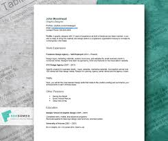 graphics design resumes a creative resume example for graphic design job seekers