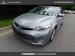 2015 Used Toyota Avalon Hybrid 4dr Sedan Limited at Toyota of ...