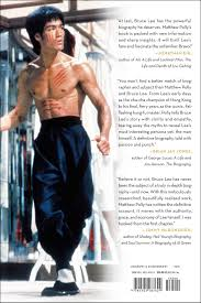 Amazoncom Bruce Lee A Life 9781501187629 Matthew Polly Books