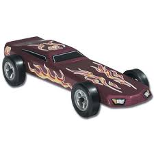 Pinewood Derby Cars Designs Pinecar Dry Transfer Decal Pinewood Derby Cars Blazin Flames 4 X 5