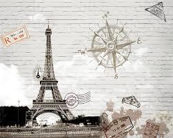 Paris Bedroom Wallpaper Paris Wallpaper Promotion Shop For Promotional Paris Wallpaper On