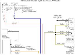 mitsubishi galant wiring diagram image 2002 mitsubishi galant radio wiring diagram wiring diagram on 2002 mitsubishi galant wiring diagram