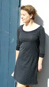 Knit Dress Pattern Interesting Audrey Knit Dress Pattern 48 Pattern Many Looks