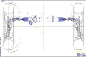 Полноприводный легковой автомобиль кл Модернизация рулевого  Полноприводный легковой автомобиль 2 кл Модернизация рулевого управления