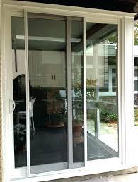 patio door track repair screen door track replacement post sliding sliding glass door screen replacement