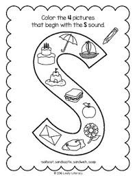 Letter s worksheets phonics worksheets kindergarten worksheets addition worksheets science worksheets jolly phonics activities alphabet the uppercase letter s maze is an excellent worksheet for your preschooler or kindergartener to practice identifying the letters of the alphabet. Lively Literacy Letter Sound Of The Week Phonics Worksheets S Tpt