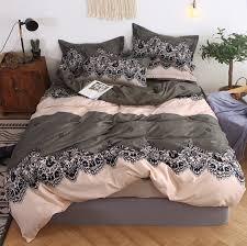Mylb Комплект <b>постельного белья</b> синий <b>евро</b> покрывало ...