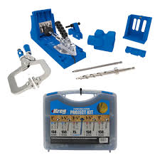 Details About Kreg K4ms Skit Hardened Steel Master Hole System Screw Bundle Kit
