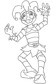 Small Picture Mardi gras coloring pages jester ColoringStar