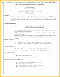 Free Teacher Resume Templates Extraordinary Free Teacher Resume Templates Download Medicinabg