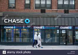 a chase bank branch on broadway soho manhattan new york city usa