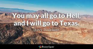 Davy Crockett Quotes New Davy Crockett Quotes BrainyQuote