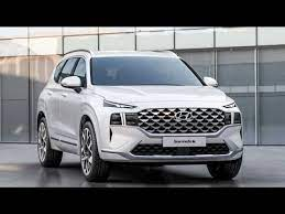 Pricing for the hev and phev will be announced closer to launch. 2020 Hyundai Santa Fe Revealed 2021 Hyundai Santa Fe Launched Price Interior Sunroof Youtube