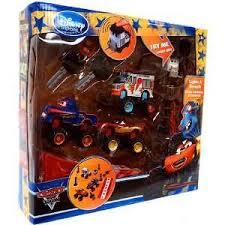 Disney Cars Toon Paddy OConcrete Monster Truck on PopScreen