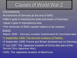 pin causes of ww essay salah picture to causes of ww2 essay h1z1 sverige