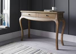 Weathered Oak Furniture Weathered Oak Dressing Table
