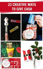 creative ways to wrap money