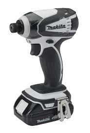 makita impact driver. amazon.com: makita lxdt04cw 18-volt compact lithium-ion cordless impact driver kit: home improvement