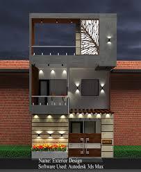 Exterior Architecture Design Software Artstation Exterior Design Rohit Sachdeva