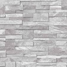 3D Vinyl Split Face Tile Stone Brick ...