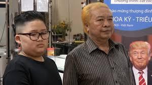 trump and kim jong un haircuts