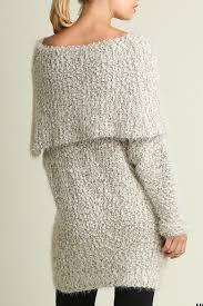 Clothing · Dresses Chunky Sweater Dress