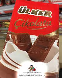 Ülker Çikolata - Gıda Dedektifi