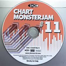 Dmc Chart Monsterjam 16 Dmc Monsterjam Chart 011 Djremixalbums Com