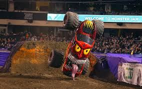El Diablo Monster Trucks Pinterest Monster