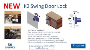 to drill a hole in the glass we have the new k2 swing door lock for you fits any cabinet door k2 locks unique locks for fine showcases cabinets
