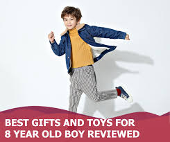 15 gifts and toys for 8 year old boys