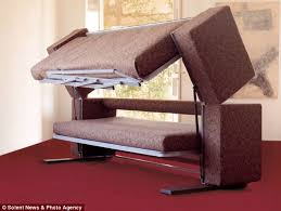 Sofa That Turns Into A Bunk Bed Price 3000 Sofa That Transforms Into A Bunk  Bed Daily Mail Online Discount