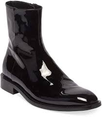 mens black patent leather boots over 80 mens black patent leather boots style