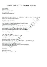 Cover Letter For Childcare Child Care Cover Letter Sample Sample