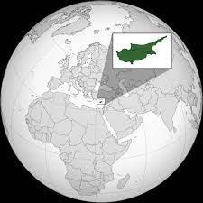 Insula cipru este situata in regiunea orientului mijlociu, in marea mediterana, delimitata in teritoriu de siria in vest si turcia in sud. Cipru Pe O Hartă A Europei Străine Locația Ciprului Pe Harta Lumii
