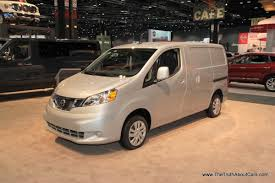 2014 Nissan NV200 Cargo Van-5 - The Truth About Cars