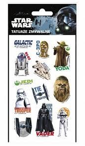 Tetování Star Wars Velkoobchod Rozárka