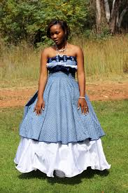 Sotho Traditional Wedding Dresses Pictures