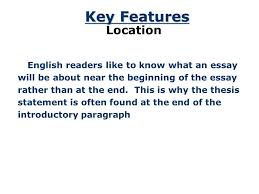 the thesis statement a road map for your essay what is a thesis  14 a