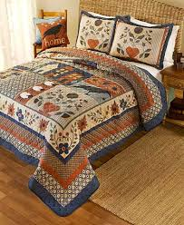 Unique Comforters and Bedspreads | Cheap Quilt Sets | Lakeside & Home and Heart Quilt Ensemble Adamdwight.com