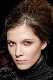 fawn terracotta or chocolate brown is the new black an eye makeup in warm shades like fur that warms the plexion and look for fall