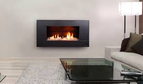 gas wall fireplaces. gas fireplace / contemporary closed hearth wall-mounted st900 escea wall fireplaces