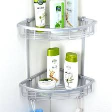 Plastic Corner Shower Shelves Corner Shower Storage Shower Storage Shelves As Well As Best 69