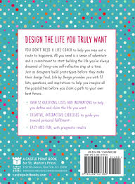 Life By Design Book Life By Design 52 Lists Questions And Inspirations For