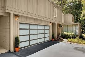 modern garage doorModern Garage Doors Gallery  Garage Living