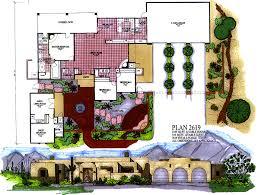 arizona house plans southwestern