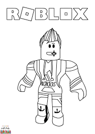 Without wasting any more time lets check out the roblox coloring sheets below. Roblox Avatar Drawing Coloring Page Coloringwithkids Com